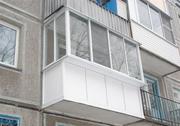 Балконные рамы из Алюминия в Чебоксарах