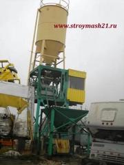 Бетонорастворосмесительная установка БСУ-10.8