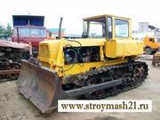 Продам б/у гусеничный бульдозер ДТ-75 после кап. ремонта