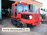 Продам б/у бульдозер ДЗ-42 на базе ДТ-75 после кап. ремонта