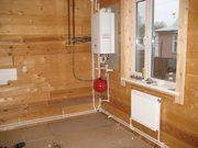 Монтаж водопровода и канализации. Отопления в частные дома.