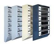 Ящики почтовые секционные серии СПР/СПРУ для подъездов от производител