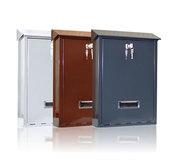 Ящики почтовые уличные для домов и коттеджей от производителя