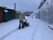 Услуги по уборке снега в Чебоксарах